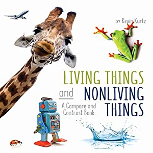 Living Things and Nonliving Things Audiobook