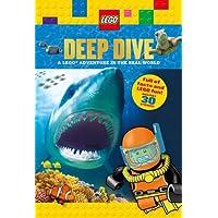 LEGO: Deep Dive (Lego Non Fiction Reader Levl
