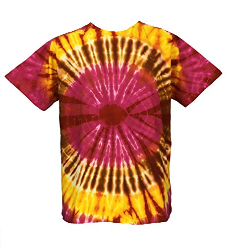 yellow tye dye - 1