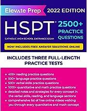 HSPT: 2500+ Practice Questions