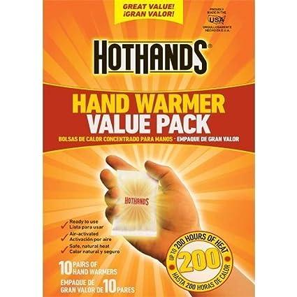 HeatMax (2 pk) HotHands-10 Pairs