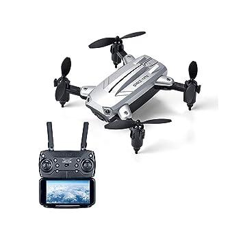 Gulin Mini Drone Plegable con 2.4G 4 Canales 6 Sensor de Gravedad ...
