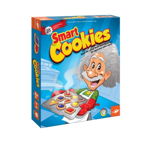 FoxMind Smart Cookies Puzzle-Solving Brain Builder Game