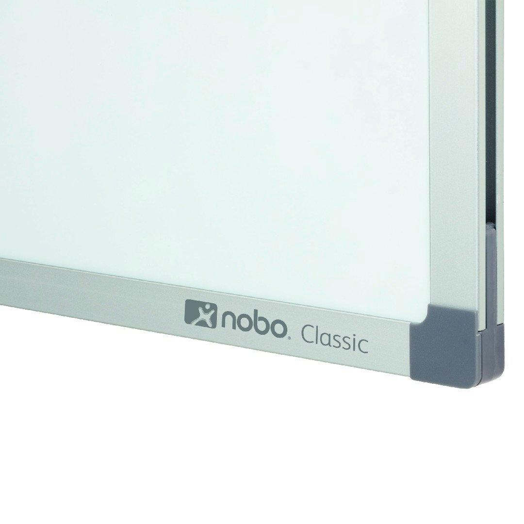 Nobo Classic Pizarra En Acero Magn Tica Con Marco En Aluminio  ~ Pizarras Magneticas El Corte Ingles