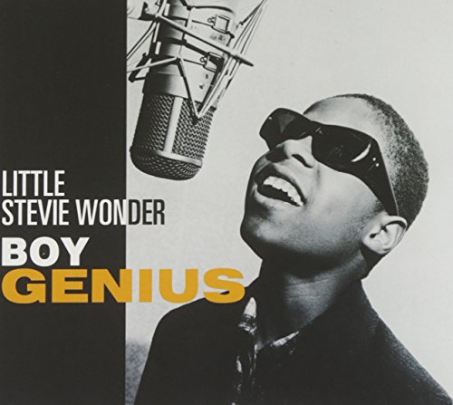 Stevie Wonder - Boy Genius - Zortam Music