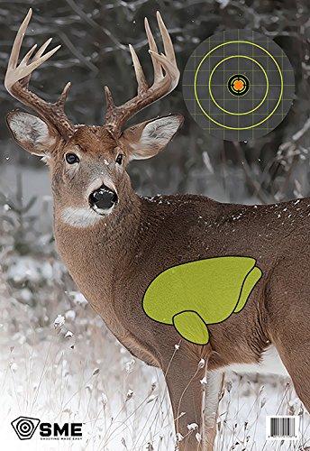 SME Target Deer Target Deer Vitals Paper Target