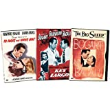 The Bogart & Bacall Collection: To Have and Have Not/Key Largo/The Big Sleep) (Bilingual) [Import]