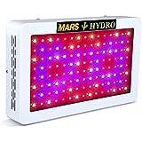 Mars Hydro 600W LED Grow Light Full Spectrum for Indoor Plants Veg and Flower Hydroponics Greenhouse Gardening