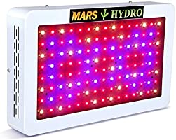 MARS HYDRO 300W 600W 900W 1600W Led Grow Light Full Spectrum Growing Veg and Flower Grow Lights for Hydroponic Indoor Plants