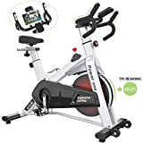 Best Cycling Bikes - SNODE Indoor Cycling Spin Bike Trainer - Stationary Review
