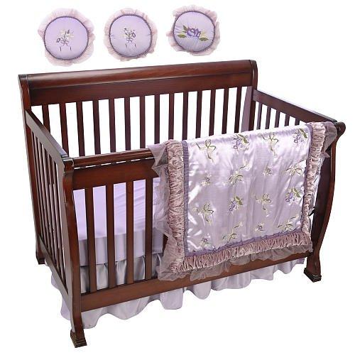 F.A.O Schwarz 7 Piece Giselle Crib Bedding Set by F.A.O. Schwarz   B008I66JYY