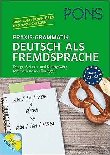 Torrent Para Descargar Pons German Series: Pons Praxis-grammatik Deutsch Als Fremdsprache A1 - C1 Ebook Gratis Epub