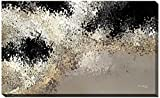 """Arts & Crafts : Picture Perfect International """"Crossed Over. John 5:24"""" by Mark Lawrence Giclee Stretched Canvas Wall Art, 28"""" x 48"""" x 1.5"""""""