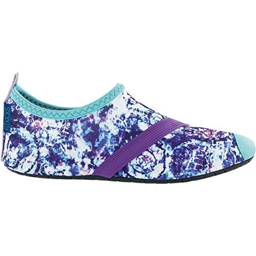 FitKicks Women's Active Footwear, Cloud Burst, X-Large / 10-11 B(M) US (Bear B Cloud)