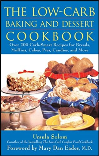 Amazon.com: The Low-Carb Baking and Dessert Cookbook eBook ...