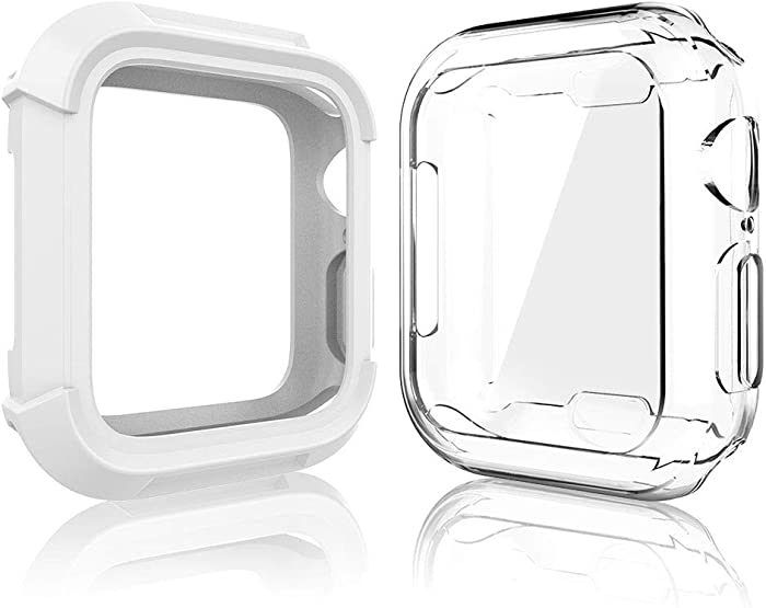 Top 10 Clear Or Silver Apple Watch Iv Covers
