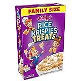 Rice Krispies Treats, Breakfast Cereal, 20.8oz(Pack of 6)