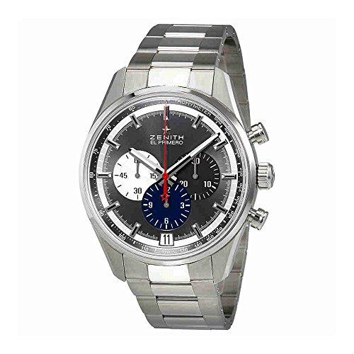 Zenith El Primero Chronograph Automatic Mens Watch 03. 2040. 400/26. M2040
