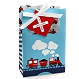 Best Big Dot of Happiness Birthday Gifts For One Year Olds - Railroad Party Crossing - Steam Train Birthday Party Review