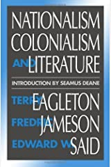 Nationalism, Colonialism, and Literature Kindle Edition