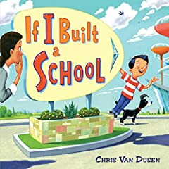 """""""Joy and enthusiasm leap from the pages as a boy describes, in spirited rhyming text, how he would build the school of his dreams. An ode to imagination."""" - Seira Wilson, Amazon EditorIn this exuberant companion to If I Built a Car, a boy fan..."""