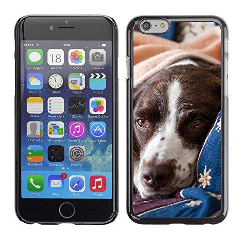 """Premio Sottile Slim Cassa Custodia Case Cover Shell // F00004457 un chien dormant // Apple iPhone 6 6S 6G PLUS 5.5"""""""