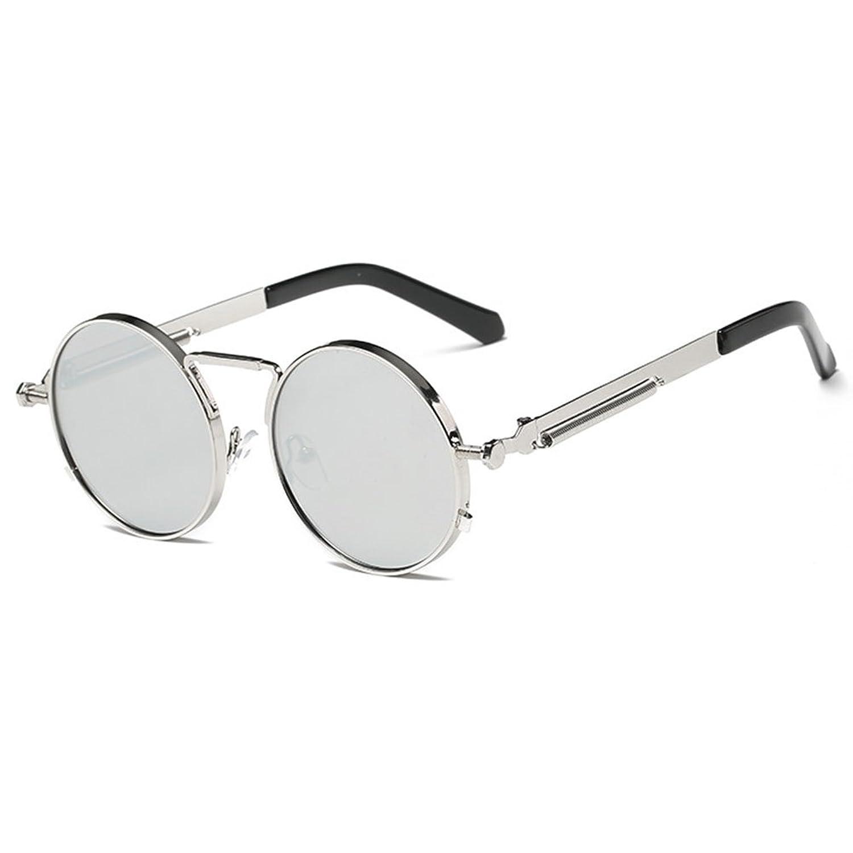 54ecef5c276457 hibote Summer style lunettes de soleil vintage ronde femme Lunettes C6  p80oN7E2