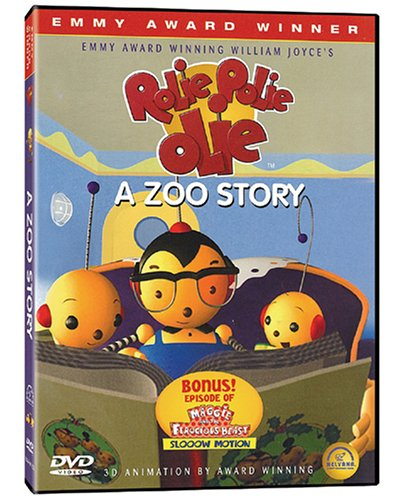 Rolie Polie Olie: A Zoo Story -