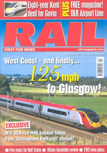 Rail - England
