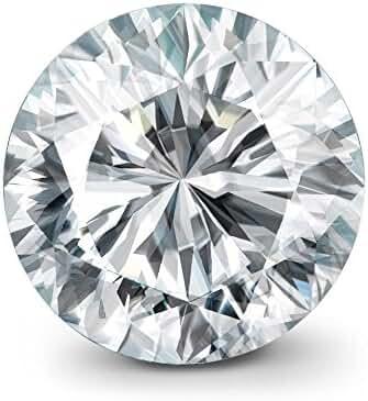 2.61 CT Round F SI2 Loose Diamond!
