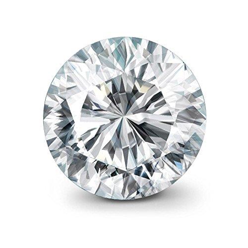 2.00 CT Round K SI3 Loose Diamond!