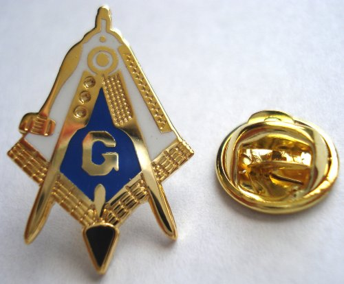 Working Tools Trowel Master Masonry Masonic Freemason Lapel Pin