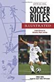 img - for Official Soccer Rules Illustrated by Stanley Lover (2009-08-01) book / textbook / text book