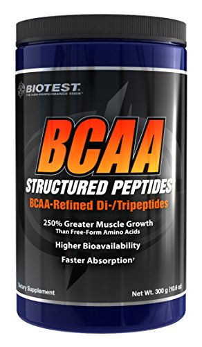 BCAA Structured PeptideTM - 300 g