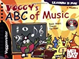 Voggy's ABC of Music, Martina Holtz, 3802405021
