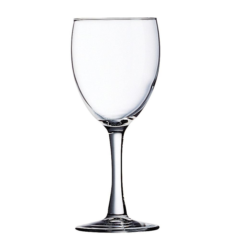 Arcoroc 71084 Excalibur 8.5 Oz. Tall Wine Glass - 36 / CS