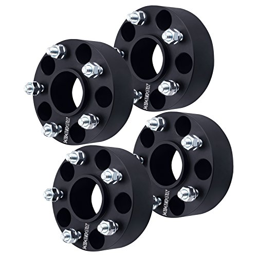 Used, GDSMOTU 4pc Hubcentric Wheel Spacers for Chevy 5 Lug, for sale  Delivered anywhere in USA