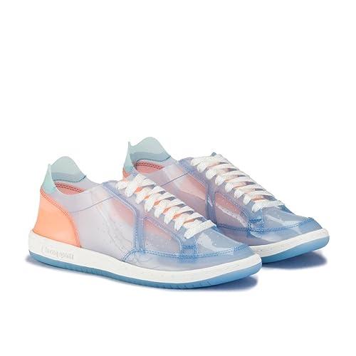 Le COQ Sportif Icons W Translucent - Deportivas Mujer - Multicolor, Multi, 38: Amazon.es: Zapatos y complementos