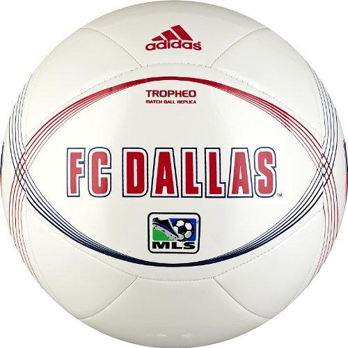 MLS FC Dallas 2012 Tropheo Soccer Ball