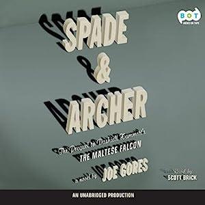Spade & Archer Hörbuch