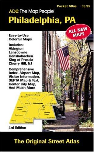 ADC The Map People Philadelphia, PA