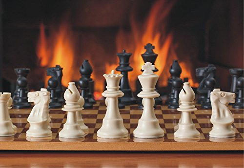 Checkmate Magnet - Chess, Game, Strategy, Checkmate, King, Queen, Souvenir Magnet 2 x 3 Fridge Magnet