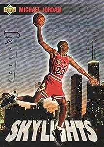 1998 Upper Deck Michael Jordan Career Collection  40 Michael Jordan ... 974c36eab5