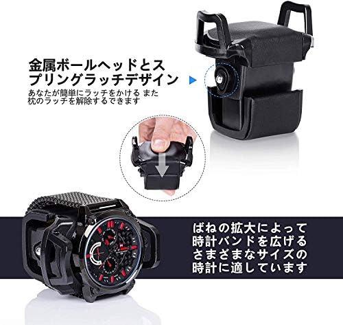 [スポンサー プロダクト]ワインディングマシーン腕時計自動巻き器ウォッチワインダー (1本巻き)