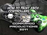 How To Paint XBOX Controllers