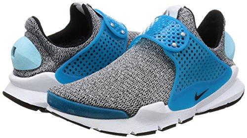 Wmns blu Nike Sock Grigio Dart Sc1wx