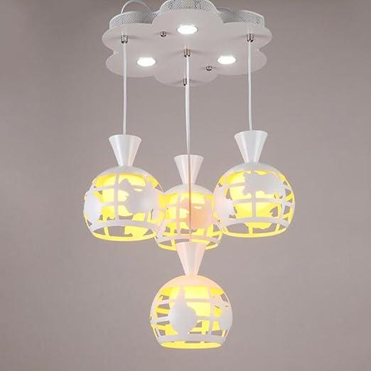 CCXXB-MAINB Contemporáneo de 4 luces de luz de techo de ...