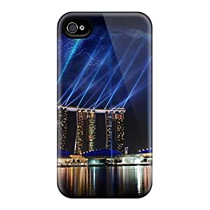 Perfect Fit LCA18957NVvN Marina Bay Sands Singapore Cases For Iphone - 6plus
