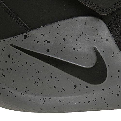 Nike Kwazi Basketbalschoenen Zwart / Zwart-donkergrijs