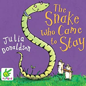 The Snake Who Came to Stay Audiobook